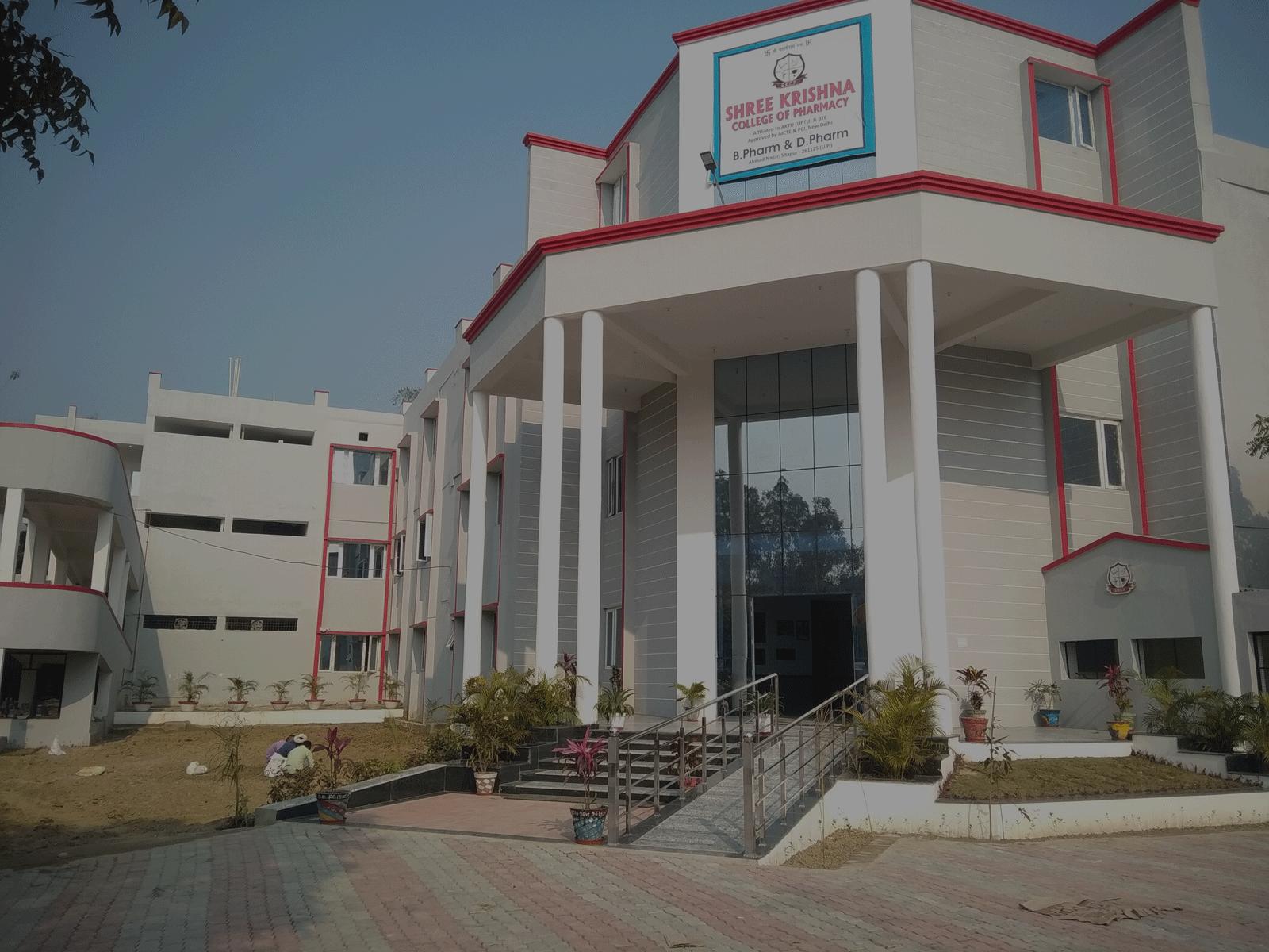 Shree Krishna Colleges of pharmacy Building
