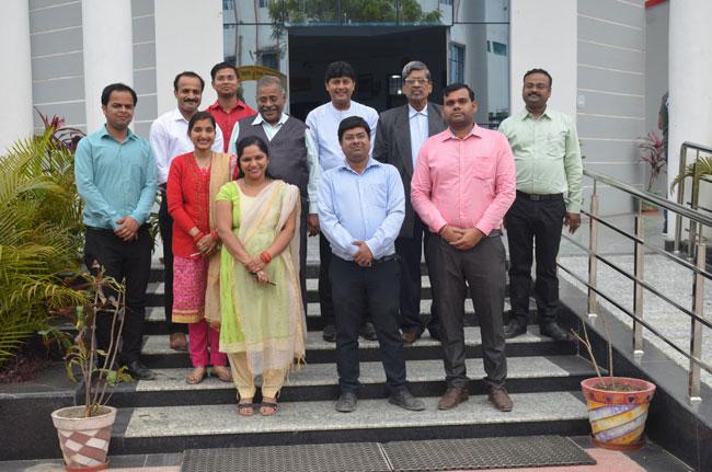 Faculty of Shree Krishna College of Pharmacy