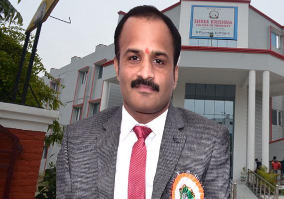 Dr. Anurag Mishra (Director of Shree Krishna College of Pharmacy)
